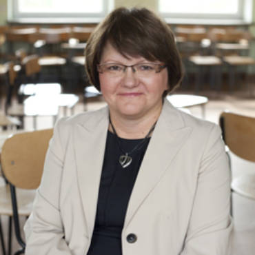 Prof. UW,. dr hab. Małgorzata Żytko